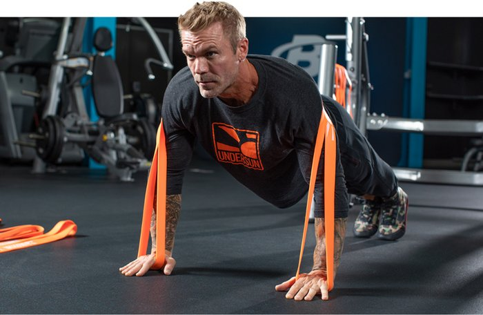 Banded Push-up