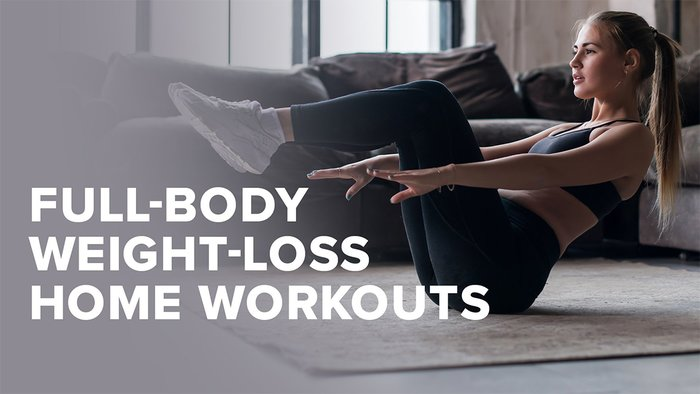 Full-Body Weight-Loss Home Workouts